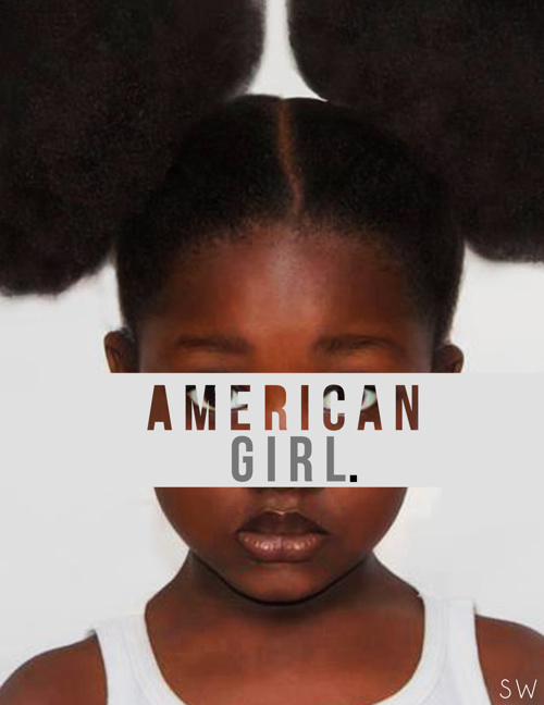 American Girl by Sheena Williams