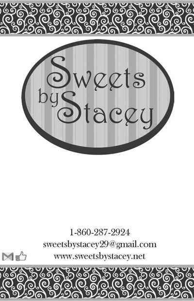 Sweets By Stacey Take Out Menu