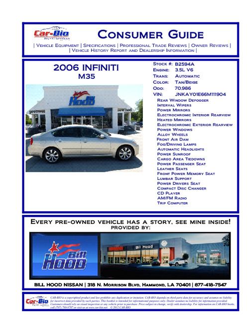 Car-Bio Flip Book 5 2 12