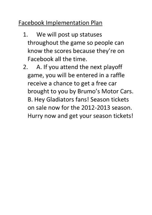Jacksonville Gladiators
