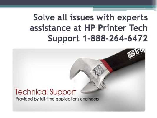 1-888-264-6472 Hp Printer Technical Support Phone Number will so