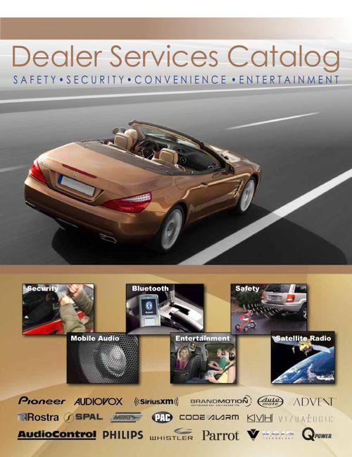 Dealer Services Catalog