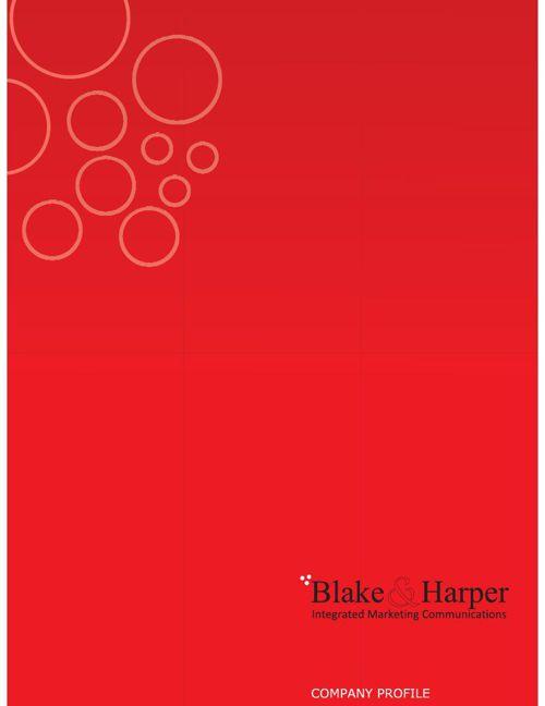 Blake and Harper Profile