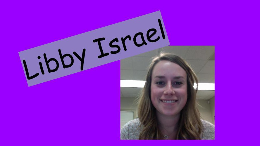 My Slides About Libby