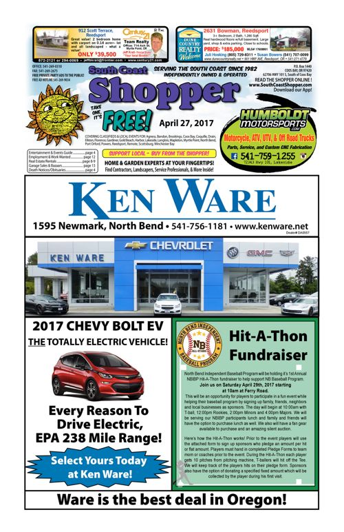 South Coast Shopper e-Edition 4-27-17