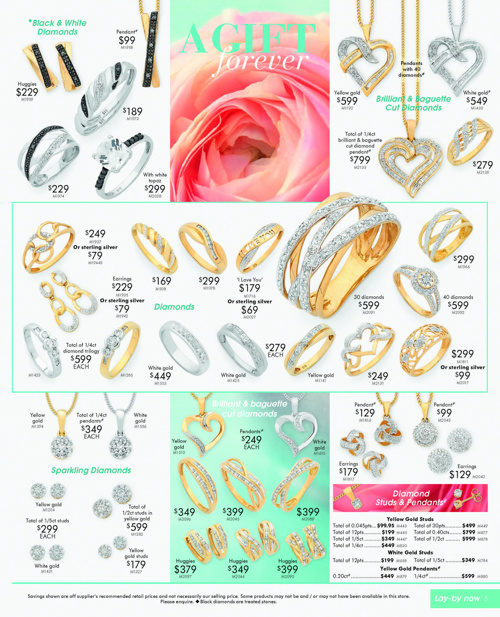 LaCouronne Mothers Day Catalogue