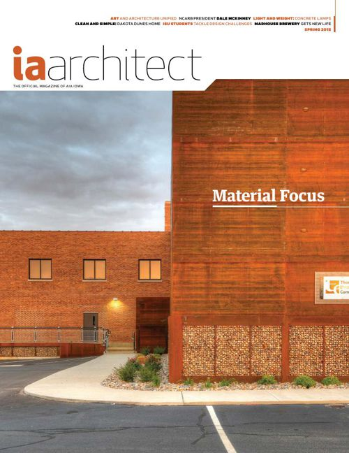 Iowa Architect Spring 2015