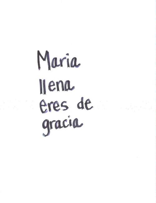 maria full of grace 2014