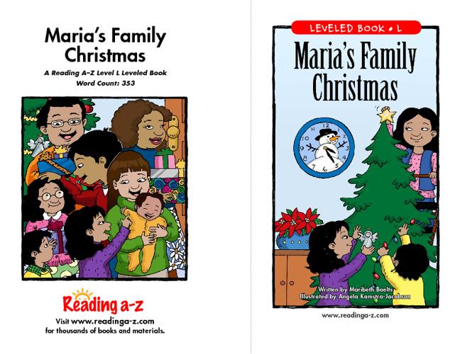Maria's Christmas