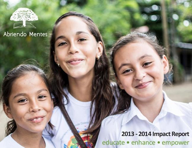 Abriendo Mentes 2013-2014 Impact Report
