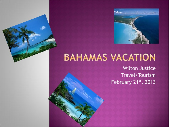 Bahamas Vaction