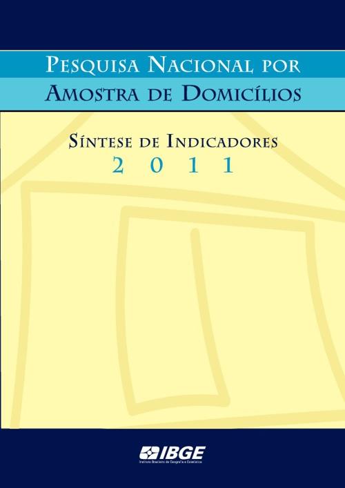 Pesquisa PNAD 2011