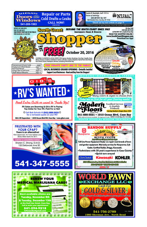 South Coast Shopper e-Edition 10-20-16