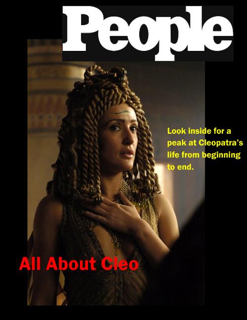 Cleopatra Draft Jupiter
