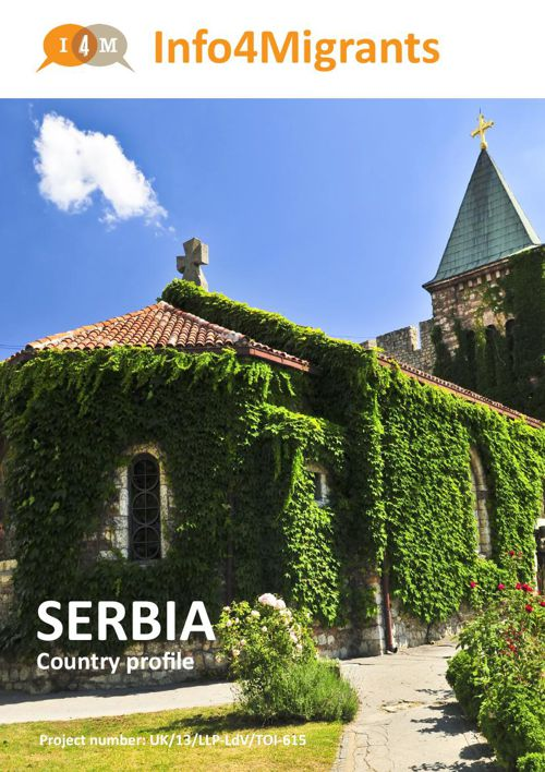 Country profile SERBIA Learnmera English