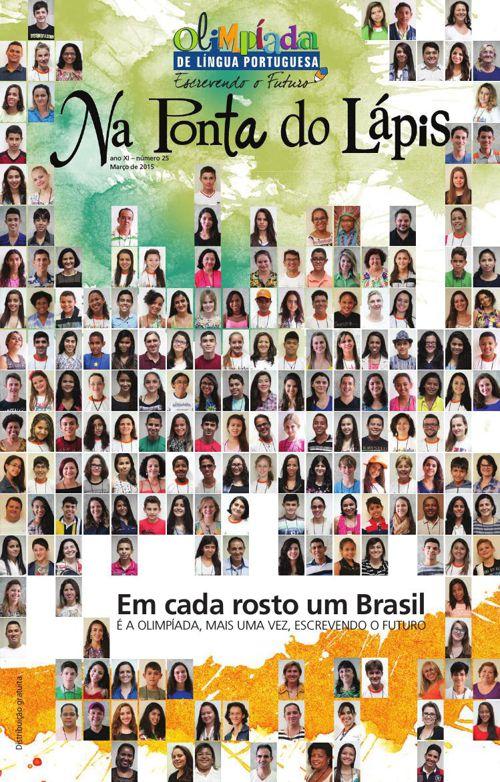 Revista Na Ponta do Lápis 25