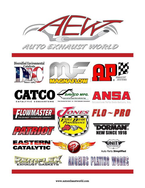 Auto Exhaust World Catalog