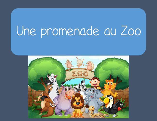 Une promenade au zoo 2