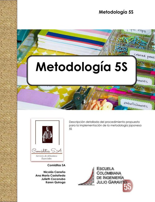 Método 5s (Restaurante)