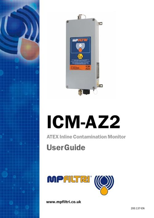 ICM  and PML2 ATEX User Guides