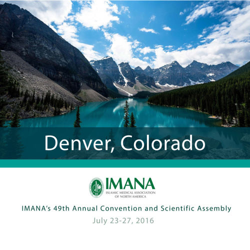 IMANA Welcome Booklet to Denver, Colorado