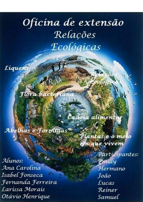 Revista Relações ecologicas