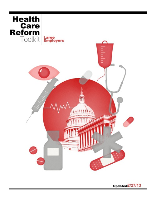 Health Care Reform Toolkit - Large Employers