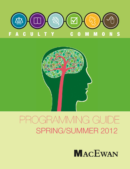 Faculty Commons Programming Guide (Spring / Summer 2012)