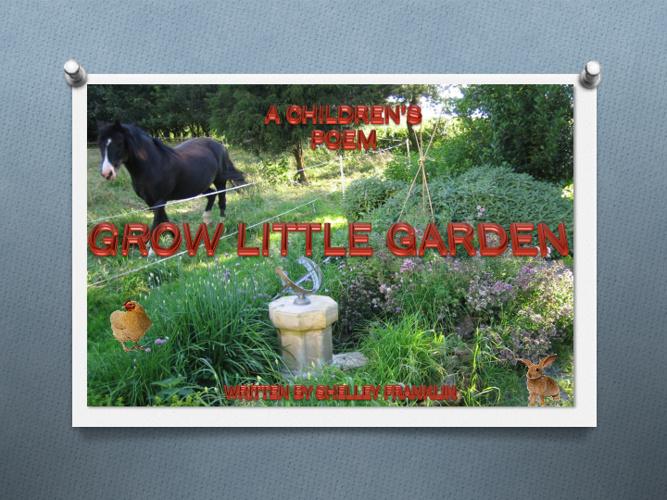 free Grow Little Garden by C.Franklin