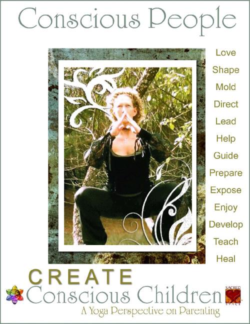 Conscious People - Create Conscious Children