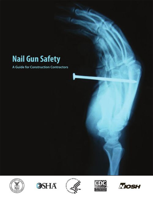 Nail Gun Safety