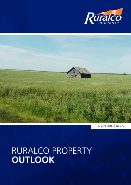 RURALCO PROPERTY OUTLOOK August 2016 - Issue 5