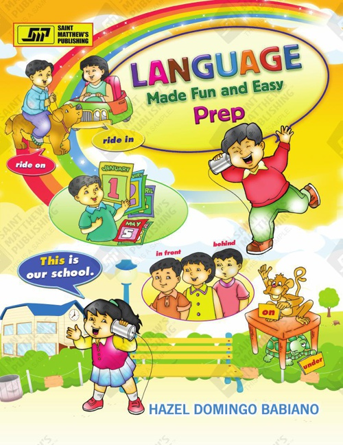 Language Made Fun and Easy - Prep