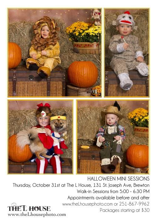 2013 Halloween Portraits