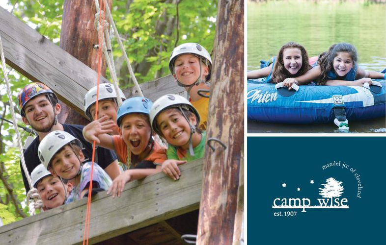 Camp Wise Brochure