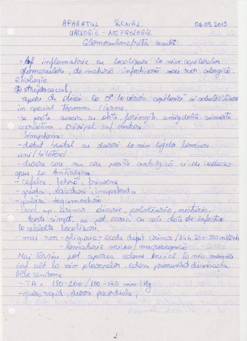 Interne - Urologie