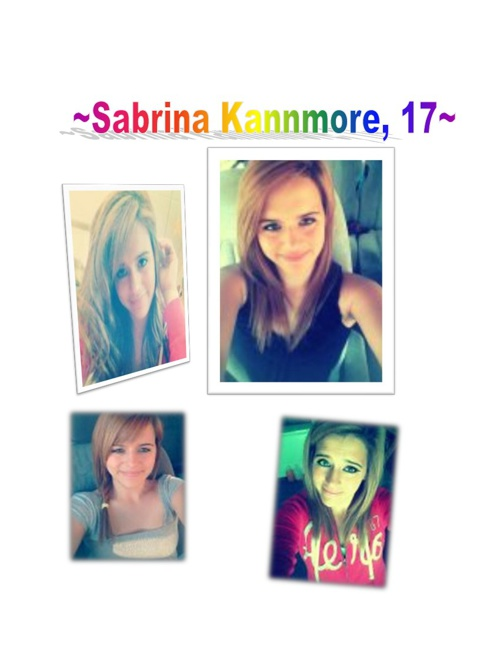 All about sabrina kannmore