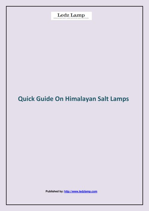 FlipSnack - Quick Guide On Himalayan... by metricsadhoc