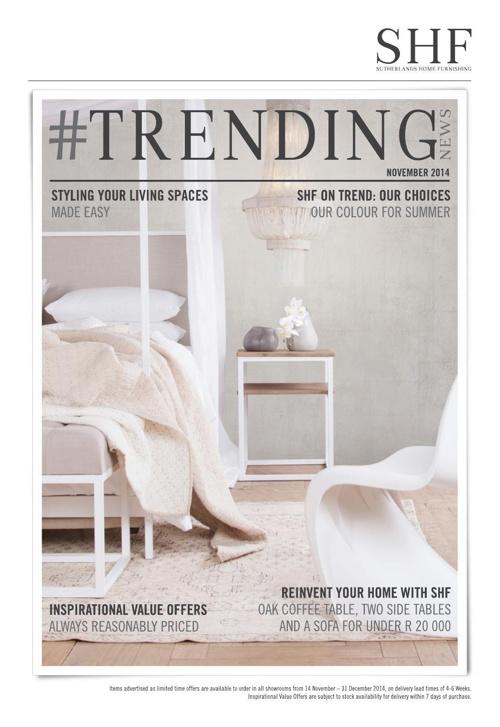 SHF Trending News November 2014