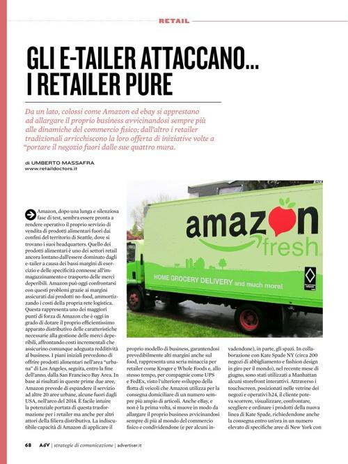 Everywhere shopping: gli e-tailer attaccano...i retailer pure