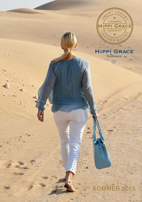 Hippi Grace Smart Luxury Leather Goods