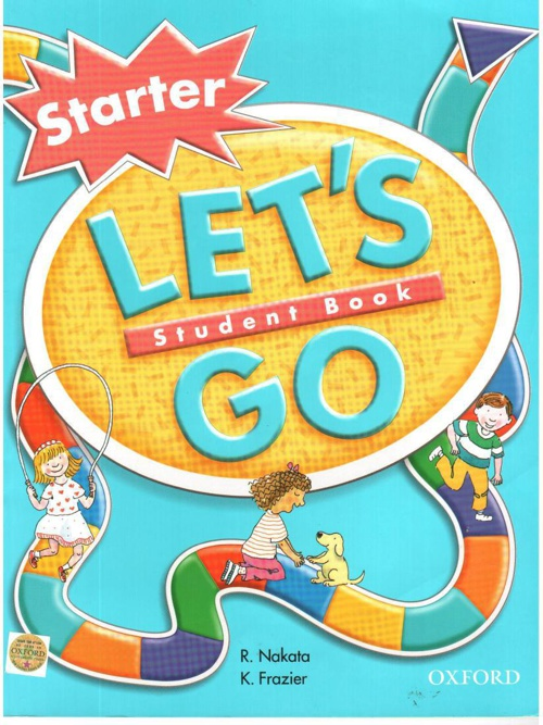 Oxford - Let_s Go Starter Student_s Book