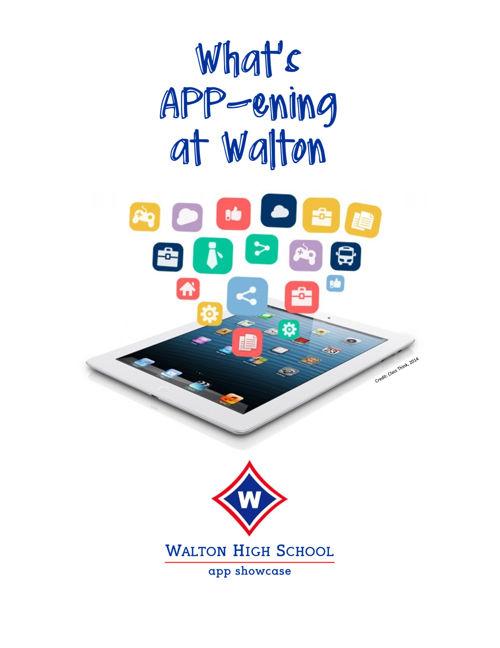 What's APP-ening at Walton