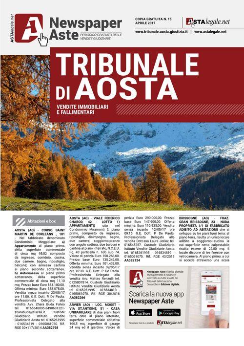 Aosta aprile 2017