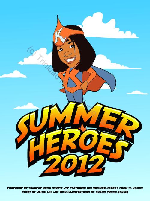 SUMMER HEROES 2012