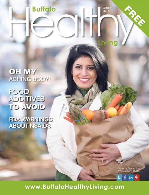 March 2017 Buffalo Healthy Living Magazine