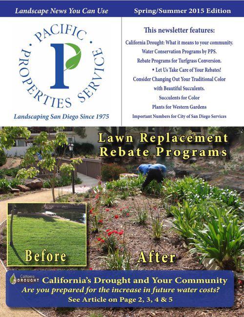 PPS Newletter - Spring & Summer 2015