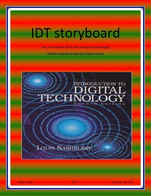idt storyboard final 2