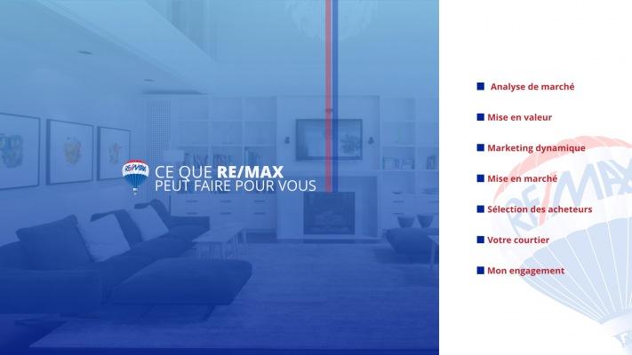 Remax Présentation
