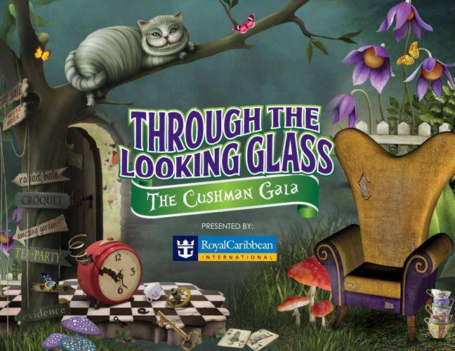 Cushman Gala 2016 - Through the Looking Glass